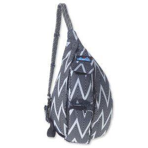 KAVU Mini Rope Pack Sling Bag - NEW